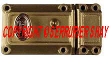 jimmy proof night latch with rim