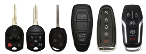 montreal-FORD-Remote-Key-types