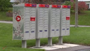 montreal canadapost community mailboxes